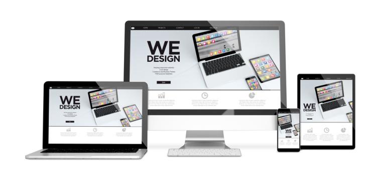 Homepage Internet Website für Unternehmen und Praxen