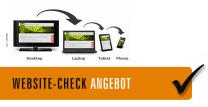 check Deine Website